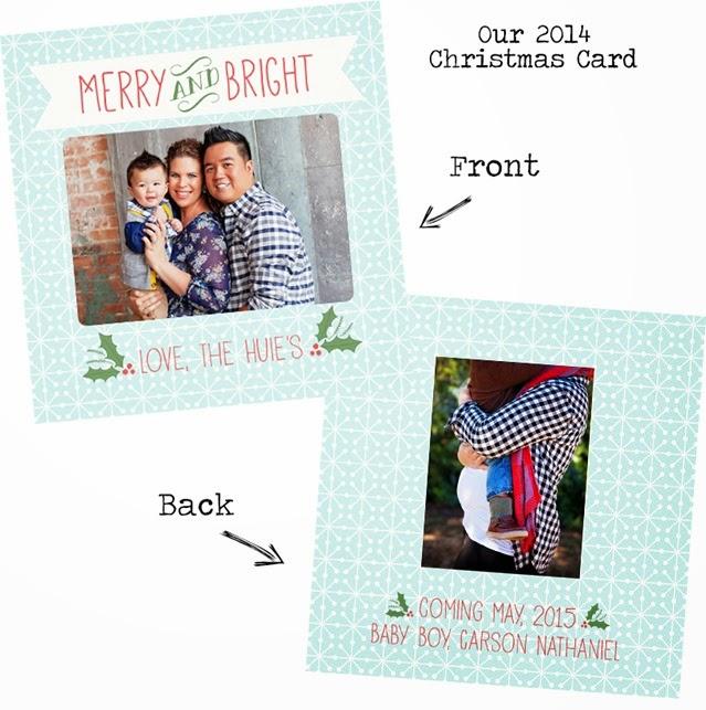 Huies 2014 Christmas Card