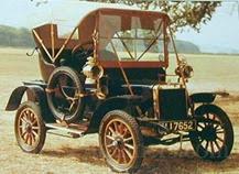 Rover 8 HP 1904