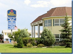 4886 Michigan - Sault Sainte Marie, MI - I-75 Business - Best Western Hotel