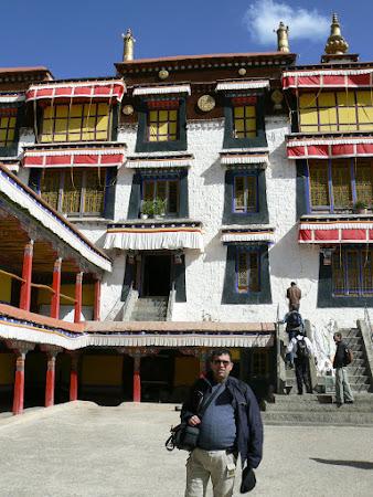 Tibet: visiting Drepung