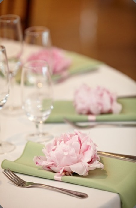 pink and green The Villa Parker Weddings cori cook