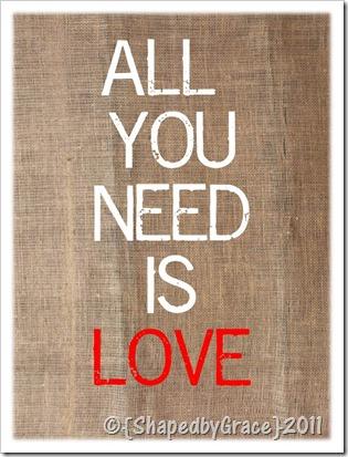 AllNeedLove