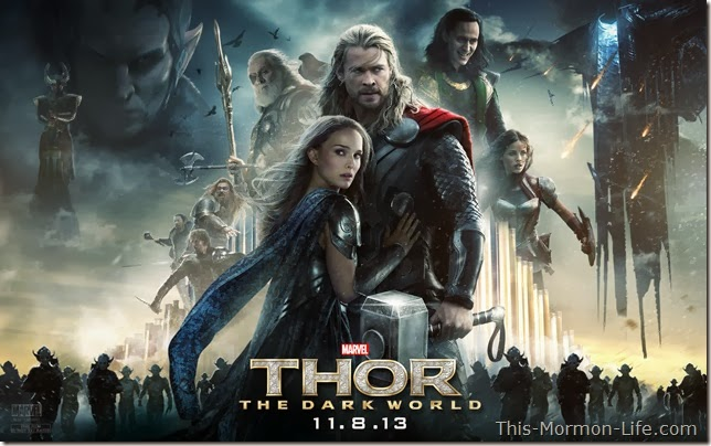 Thor-the-Dark-World Poster