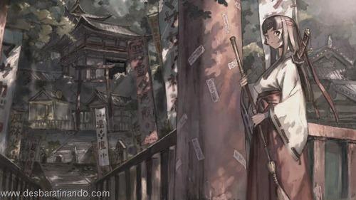 queens blade anime wallpapers papeis de parede download desbaratinando  (12)