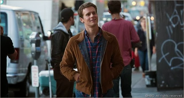 Patrick (Jonathan Groff) smirks his way through LOOKING.