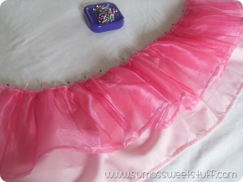 Sumo's Sweet Stuff - Ombre Tulle Skirt
