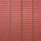 Ozdobna tkanina w kratkę. Na zasłony, poduszki, dekoracje. Szeroka 300cm. Purpurowa, różowa.