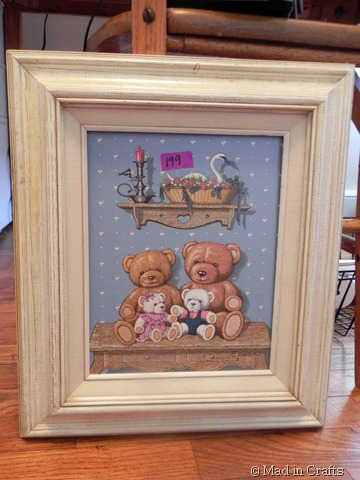 ugly goodwill painting