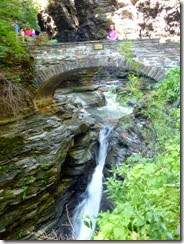 Central Cascade at Watkins Glen