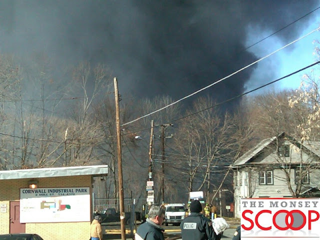 Massive Fire At Warehouse in Cornwall, NY (Photosby Yoely@comfortauto - @BB153) - cornwall%252520fire%2525203.jpg