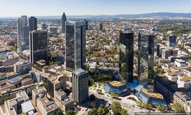 Frankfurt, na Alemanha