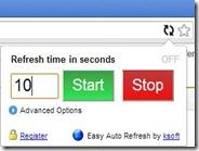 Aggiornare pagina internet in automatico ogni tot secondi indicati