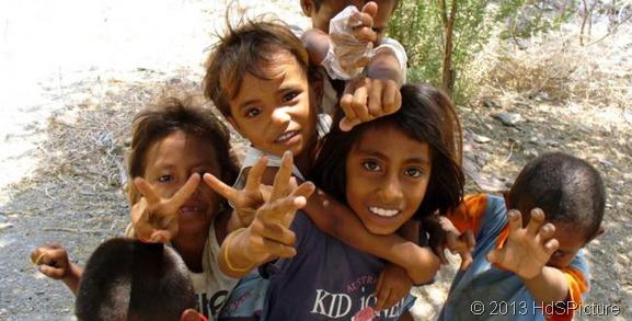 penduduk Timor Leste