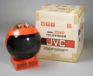 JVC Videosphere Model 3240 with box