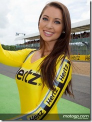 Paddock Girls Hertz British Grand Prix  17 June  2012 Silverstone  Great Britain (3)