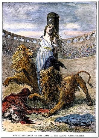 Roman Christian Martyr