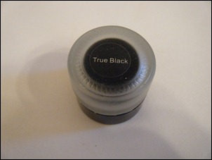 Coastal Scents True Black Gel Liner