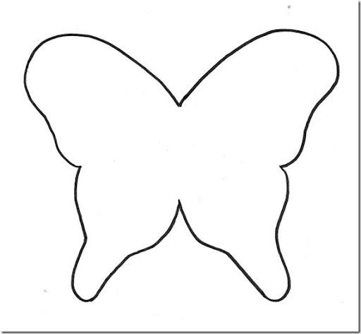 moldes mariposas para foamy, fieltro, etc | Busco Imágenes