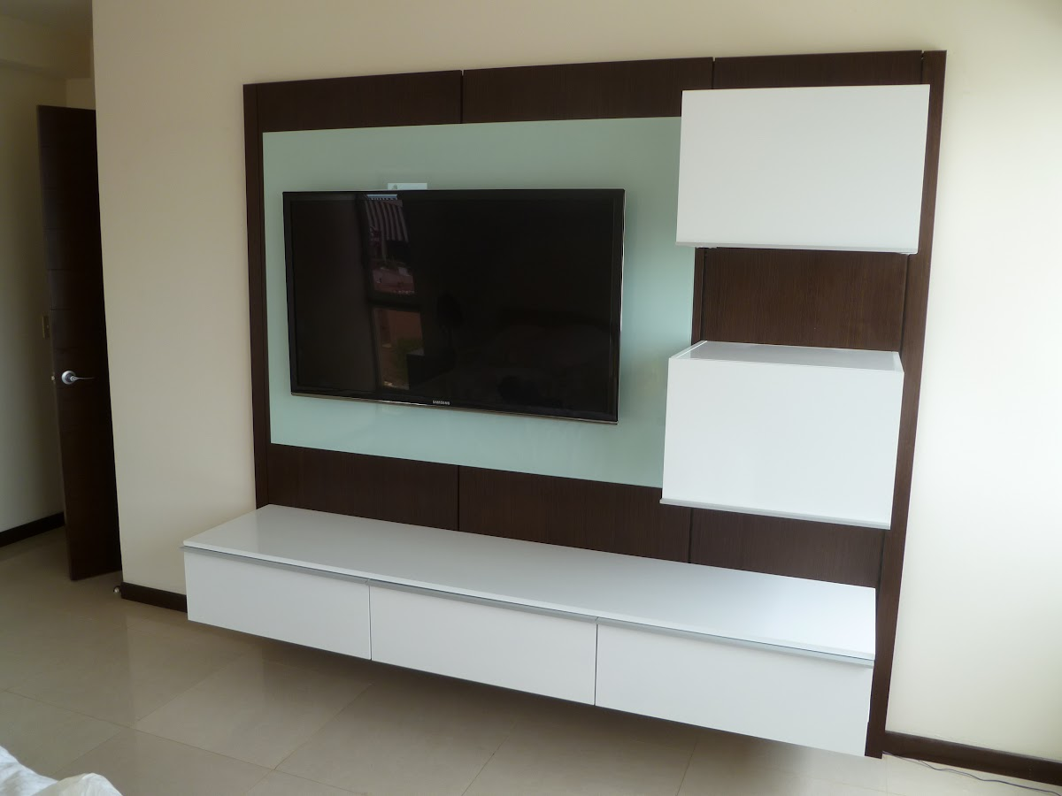 Muebles de entretenimiento minimalistas 20170715000817 for Muebles para tv contemporaneos