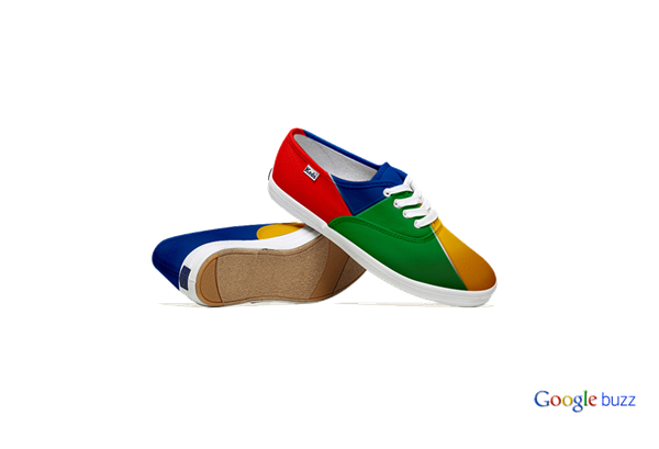 Google buzz-Shoes