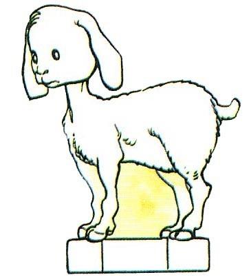 imagens-presepio-recortar-ovelha