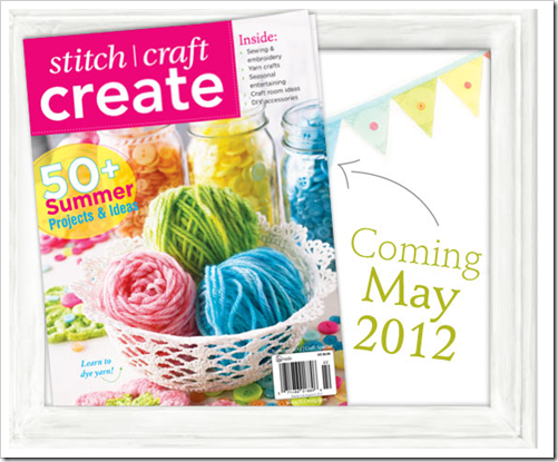stitch craft create magazine
