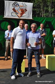 Riconoscimento all' 8° presidente: Pierfranco Tanghetti. Il più longevo dei presidenti, con ben 28 anni all'attivo!