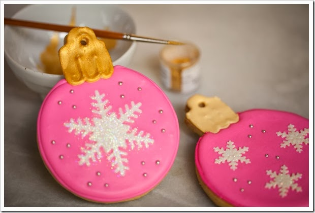 Decorated Ornament Cookies-5338