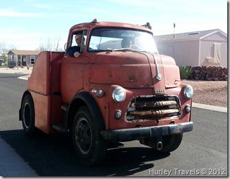 The Thomas Truck, Congress,AZ