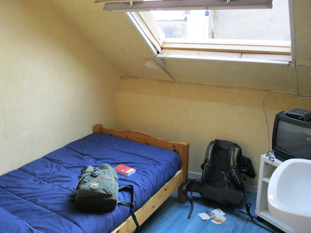 My tiny one bedroom place for 22 euros!