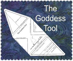The Goddess Tool with background