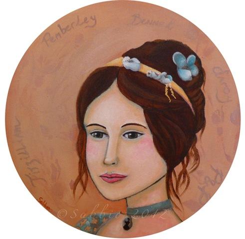 Lizzie Bennet-Darcy