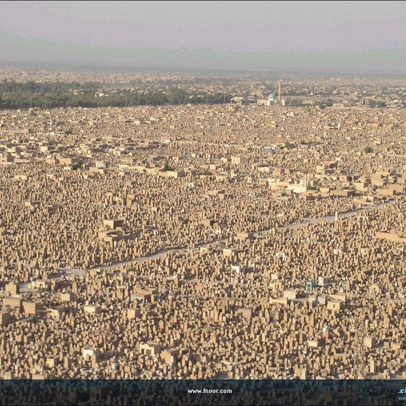 Wadi Al-Salaam: The Largest Cemetery in The World