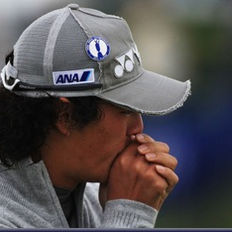 2011 British Open Insensitive Quote Of The Day Award- Mark James