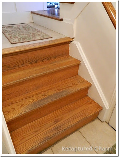 Stairs Refinished 008a