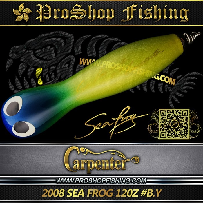 carpenter 2008 SEA FROG 120Z #B.Y.2