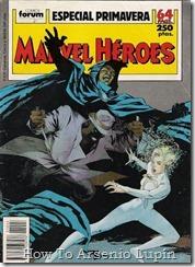 P00078 - Marvel Heroes Especial  Primavera.howtoarsenio.blogspot.com