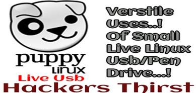 puppy linux live usb