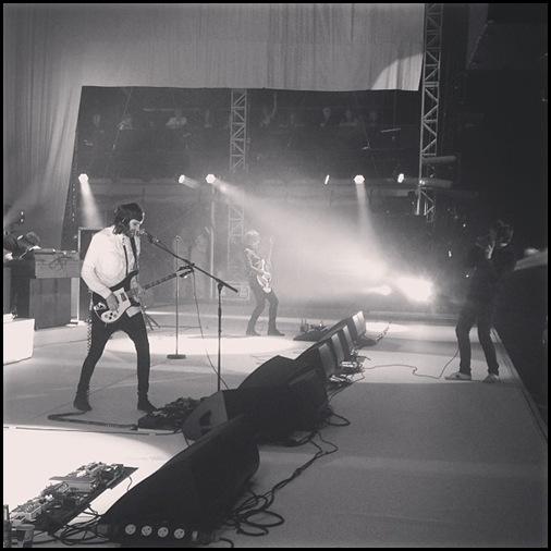 Kasabian - Hard Rock Calling - East London on Fire