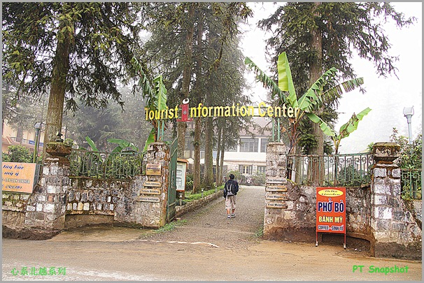 SaPa Tourist Information Center