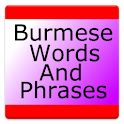 Burmese Words and Phrases icon