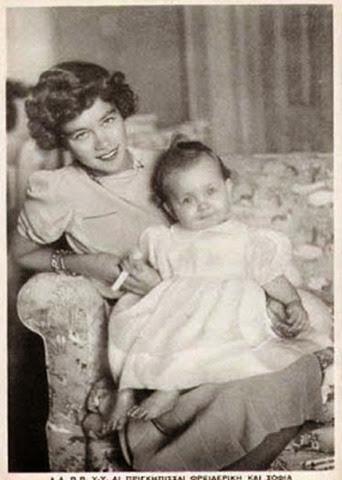 Frederica & Sophia