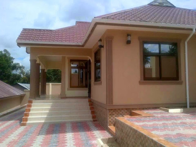 Ujenzi zone finishing nzuri ndio pambo la nyumba for Decoration za nyumba