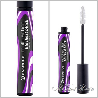 Multi Action Mascara Blackest Black 1