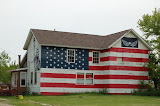 """Flag House Michigan"" - copyright David Thompson"
