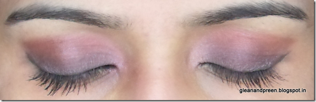 Plum Smokey Eyes