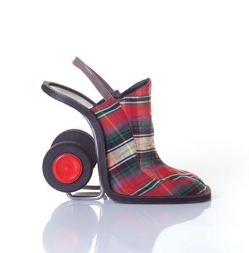 Туфли для путешественницы