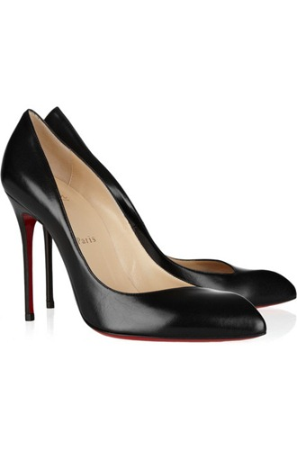 Christian Louboutin Corneille 100 leather pumps 1