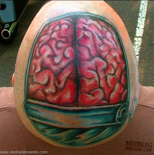 tatuagens ilusoes de otica optica ilusion tatoo desbaratinando  (12)