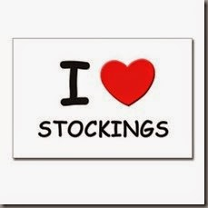 i_love_stockings_postcards_package_of_8